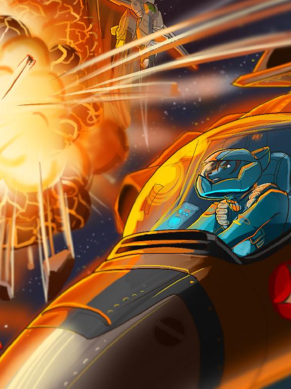 Macross Battle Mobile Wallpaper - 1024x768