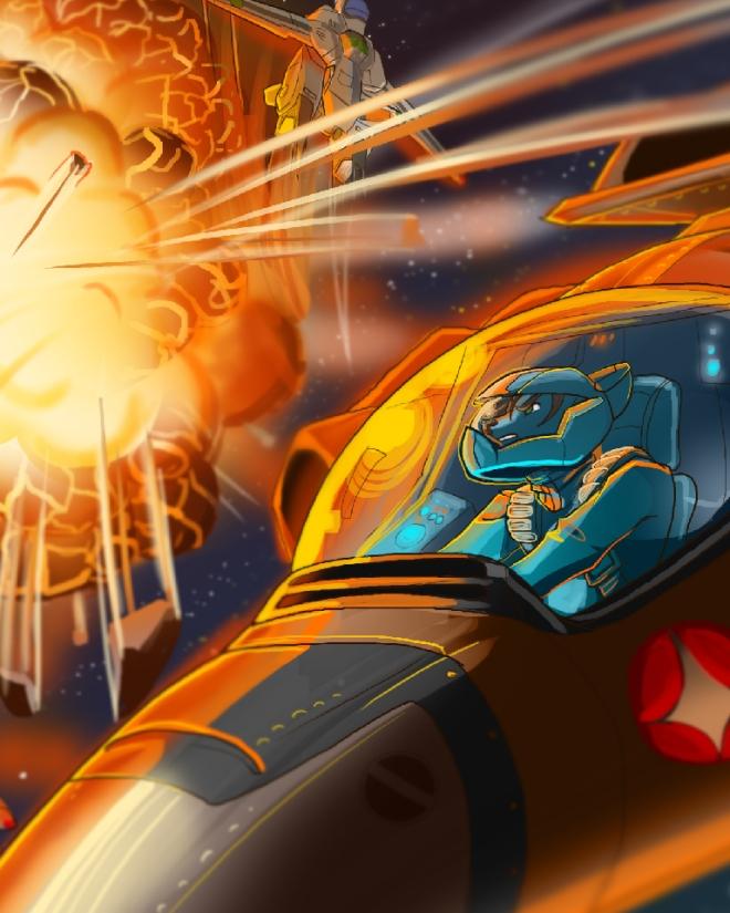 Macross Battle Mobile Wallpaper - 1280x1024