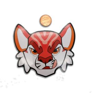Tiger Roll Head