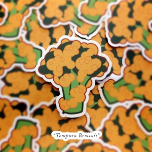 Tempura Broccoli